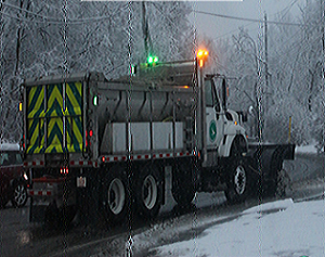ODOT Gearing Up for Winter Storm
