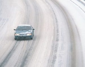 Weekend Snowfall Projected, Officials Ask for Patience