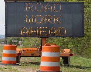 Road Closure for Future Widening