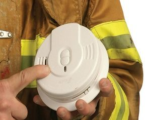 Safety Alarms Recommended by Fire Department