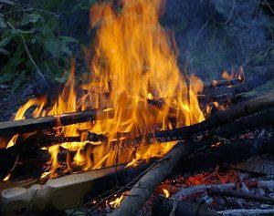 Residents Reminder of Fall Burn Ban