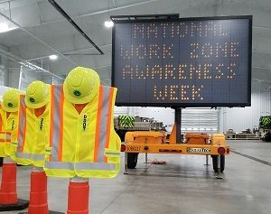 ODOT Reminds of Ohio's Move Over Law