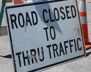 Tree Trimming Closes Portion of Sharon Valley Rd