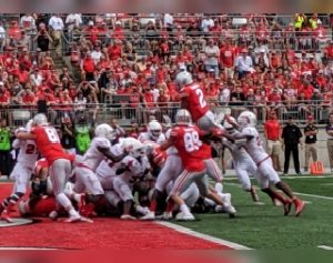 Ohio State tops FAU 45-21, shows some room for improvement