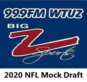 BIG Z Sports Mock Draft 2.0: Nick McWilliams