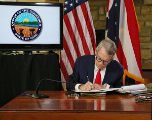 DeWine Signs House Bill Related to Courts, Elections Process into Law