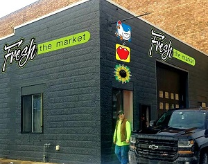 Fresh the Market Coming to New Philadelphia