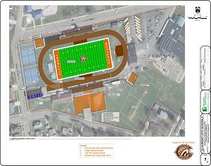 Claymont Rebuild Stadium Project on Track