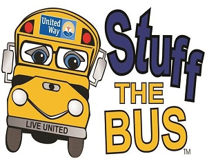"""Tusc United Way Looking to """"Stuff the Bus"""""""